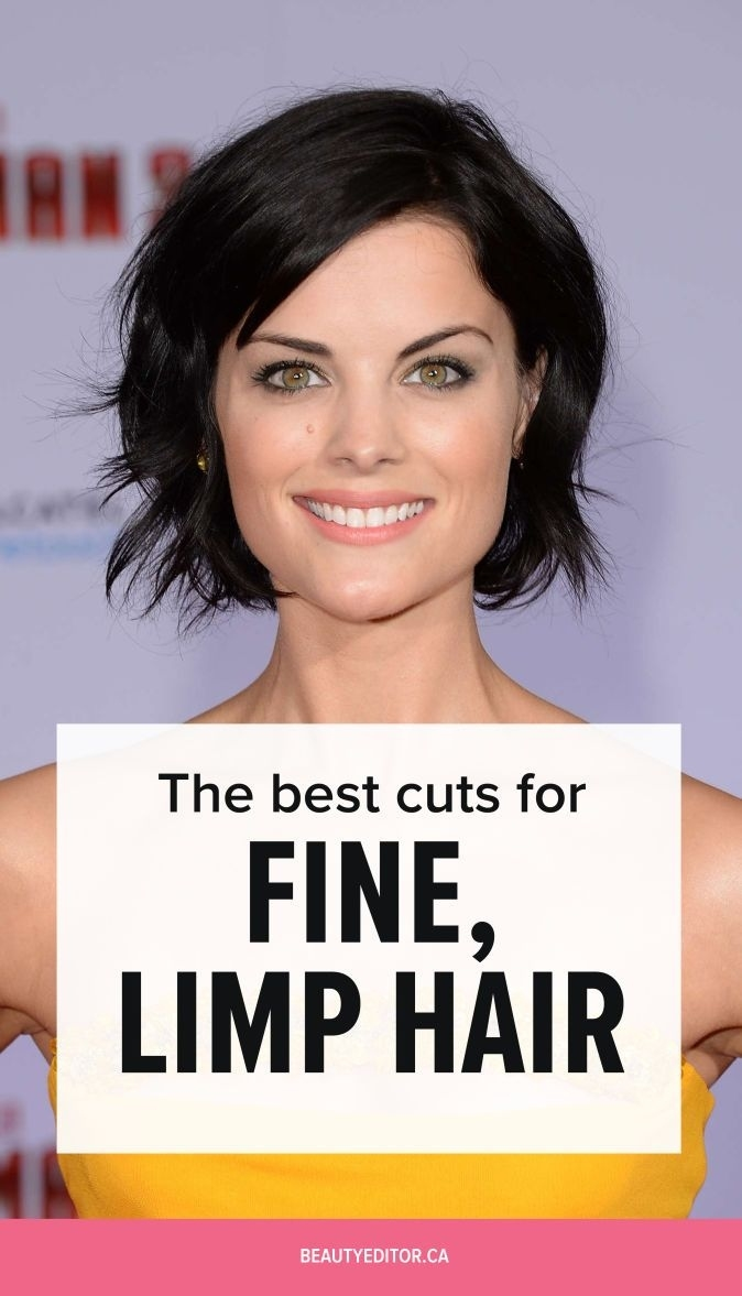 The Best Haircuts For Fine, Limp Hair | Beautyeditor | Growing Out with Haircut For Thin Limp Hair