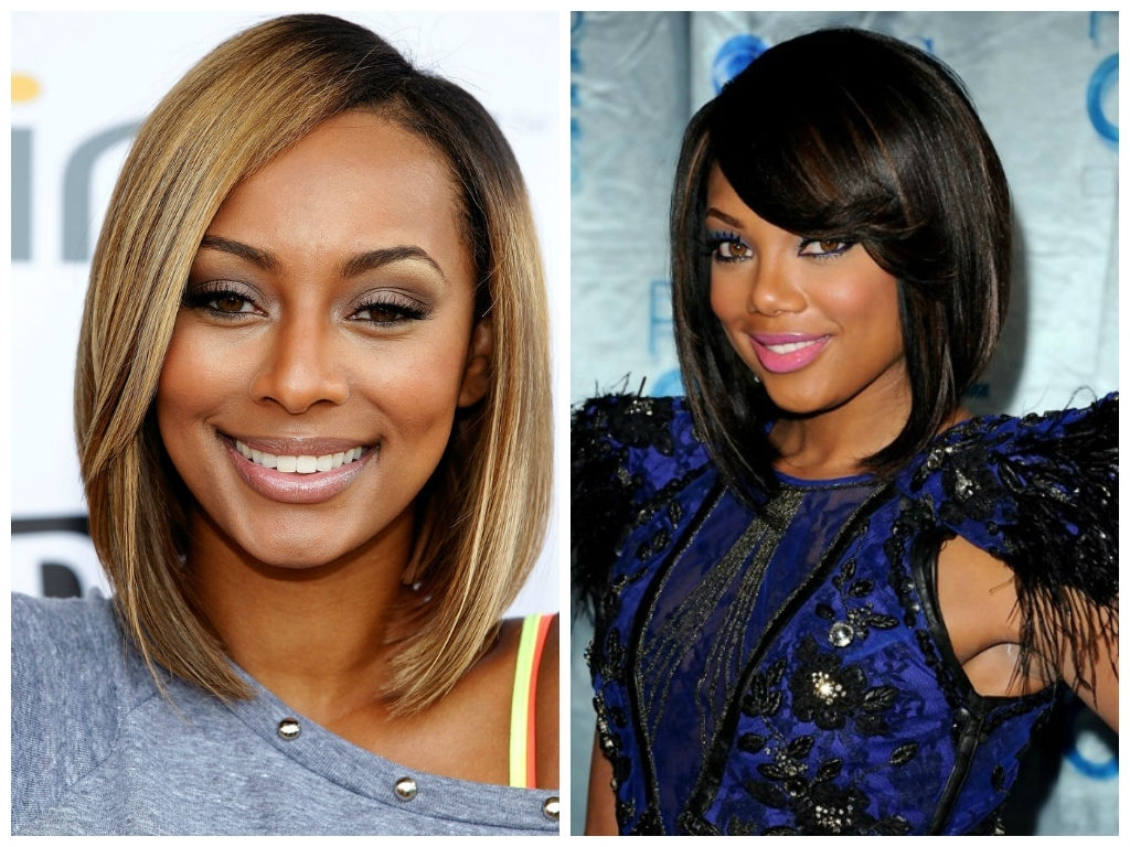 The Best Hairstyles For Black Women With A Round Face - Hair World in Haircut For Round Face Black Hair