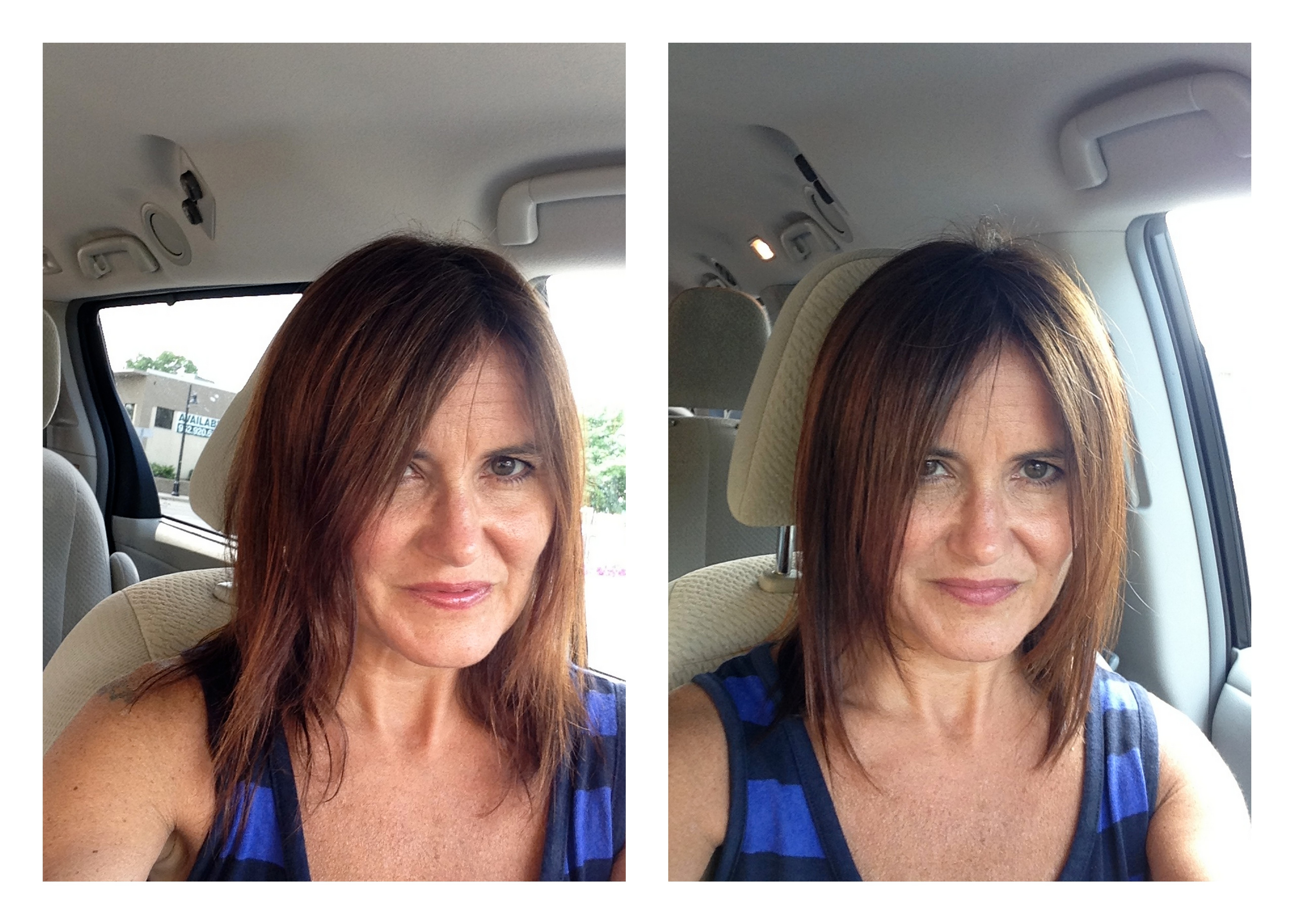 The Girl With The Thin Hair - Sellabit Mum throughout Haircuts For Thin Hair Before And After