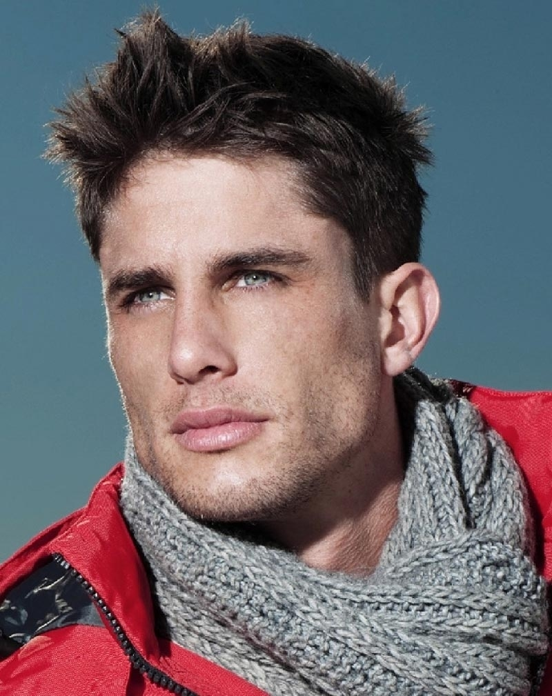 Thick Hairstyles For Men. 20+ Haircuts For Men With Thick Hair throughout Haircut For Thick Dry Hair