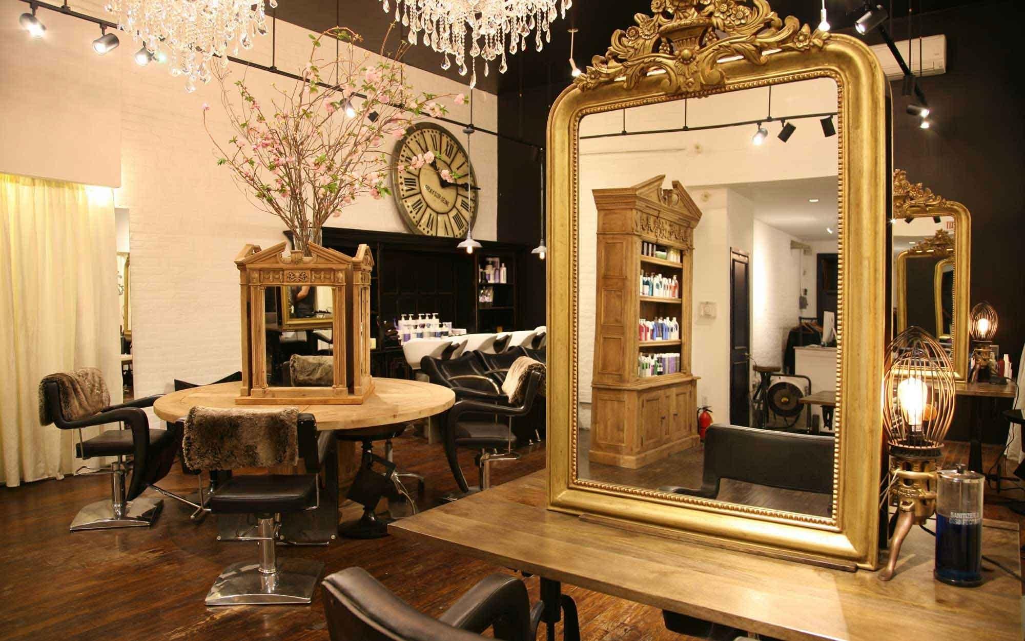 Best Haircut Salon New York Wavy Haircut