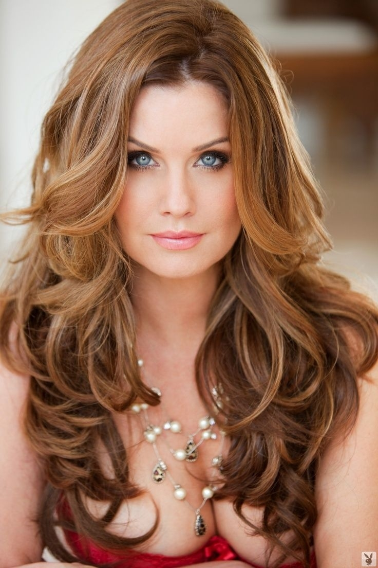 Top 50 Beautiful Wavy Long Hairstyles To Inspire You | Hairstyles pertaining to Haircut For Wavy Long Hair Female