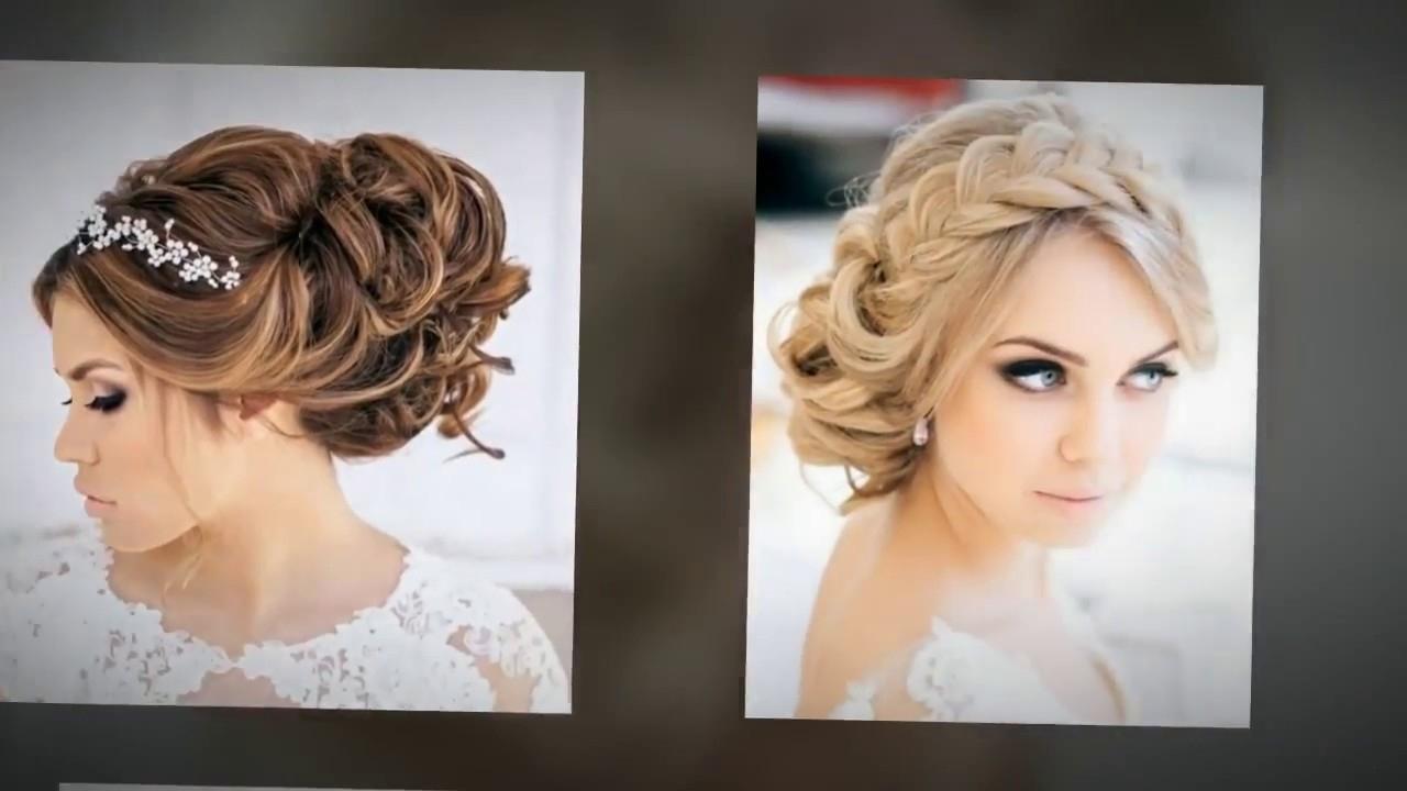 Wedding Hairstyles 2018 - Youtube inside New Hairstyle 2018 Female Wedding
