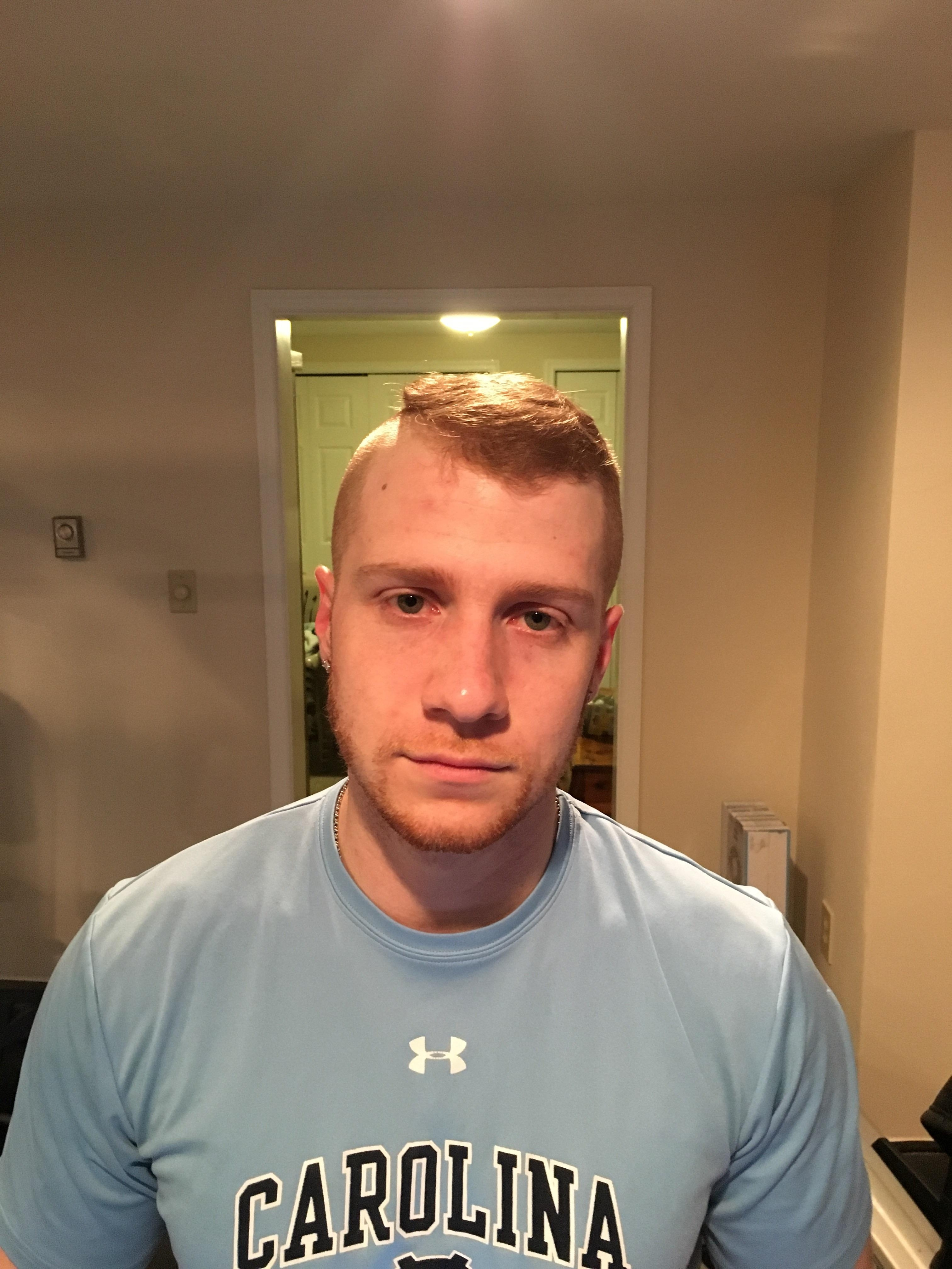 Went To Get A Cheap Haircut. I Gotta Shave My Head Now regarding Haircut For Round Face Reddit