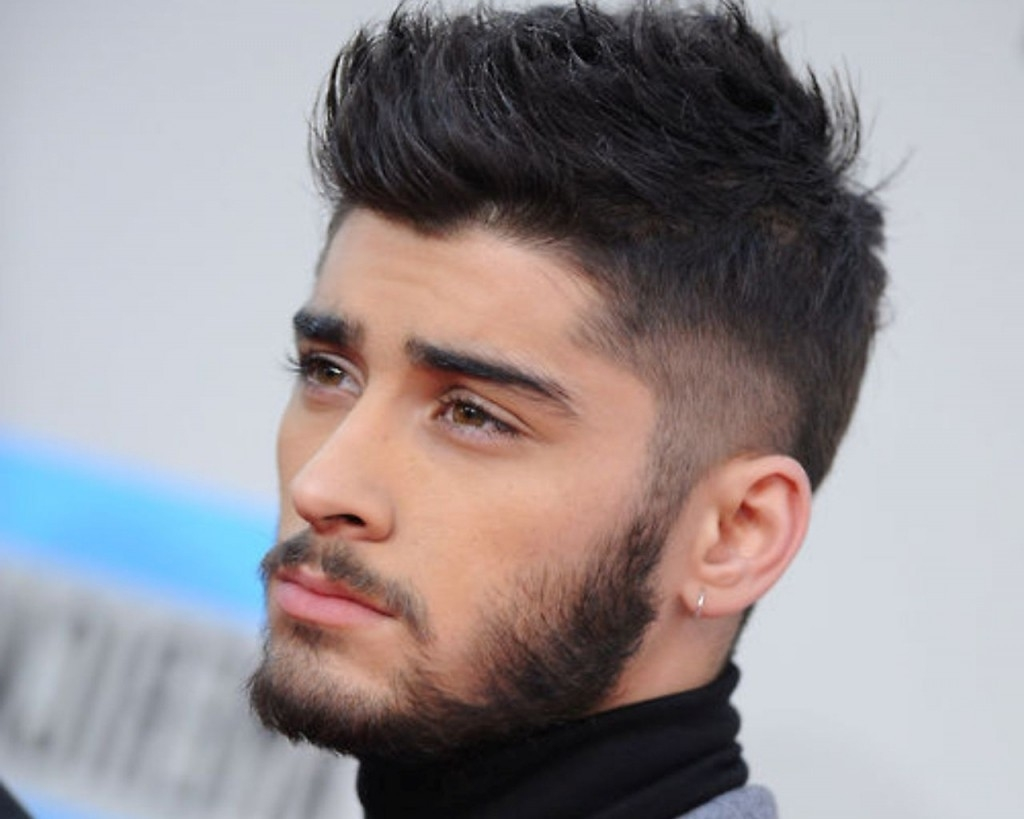Zayn Malik Haircut 2018 Name
