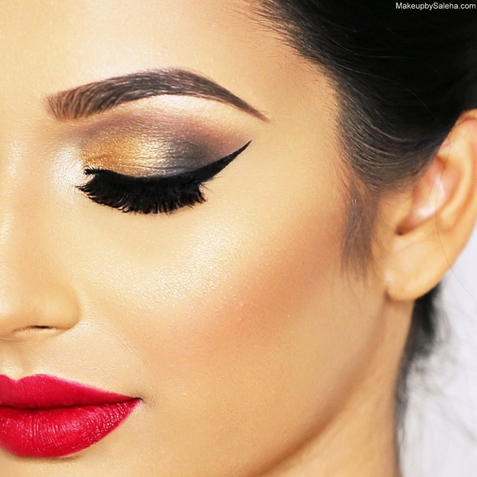 11 Steps To Perfect Bridal Wedding Makeup Tutorial with regard to Wedding Makeup Pictures Brides