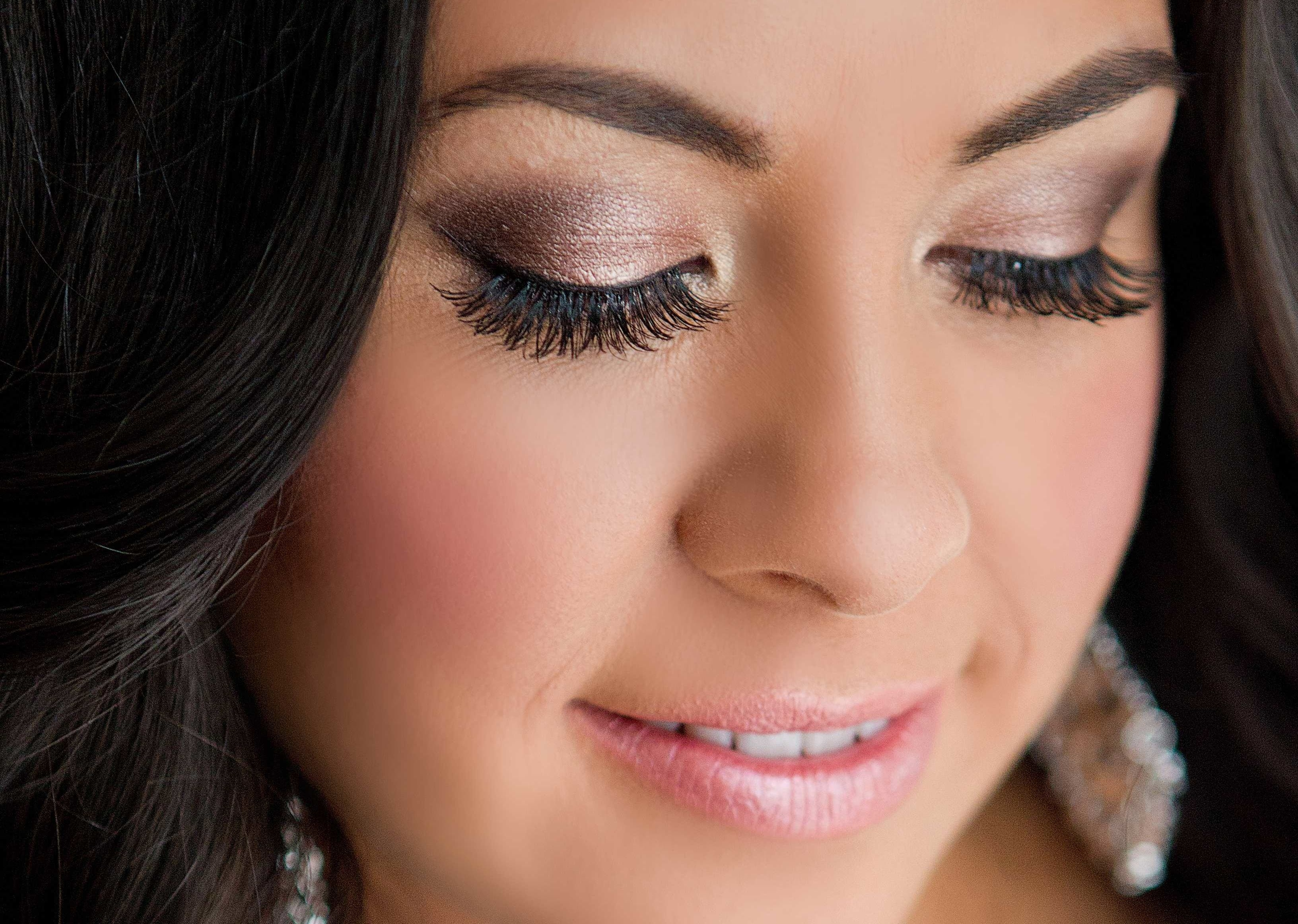 30 Stunning Bridal Makeup Inspiration For The Perfect Look | 7216 with Wedding Makeup For Brunettes With Hazel Eyes