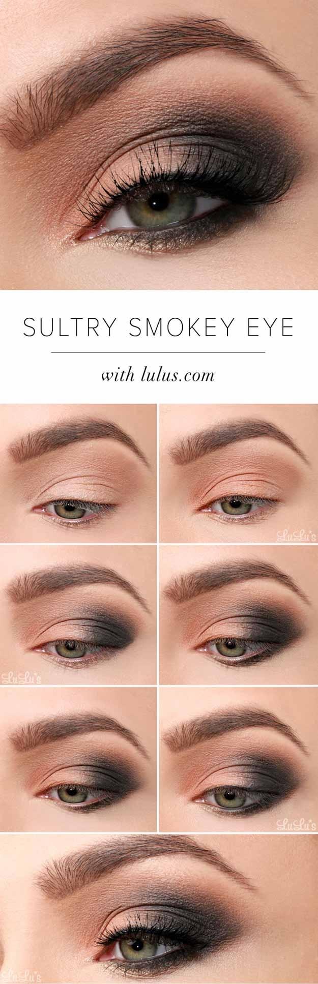 Makeup For Blue Eyes Brown Hair Fair Skin Wavy Haircut
