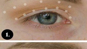 Makeup Blue Eyes Light Brown Hair