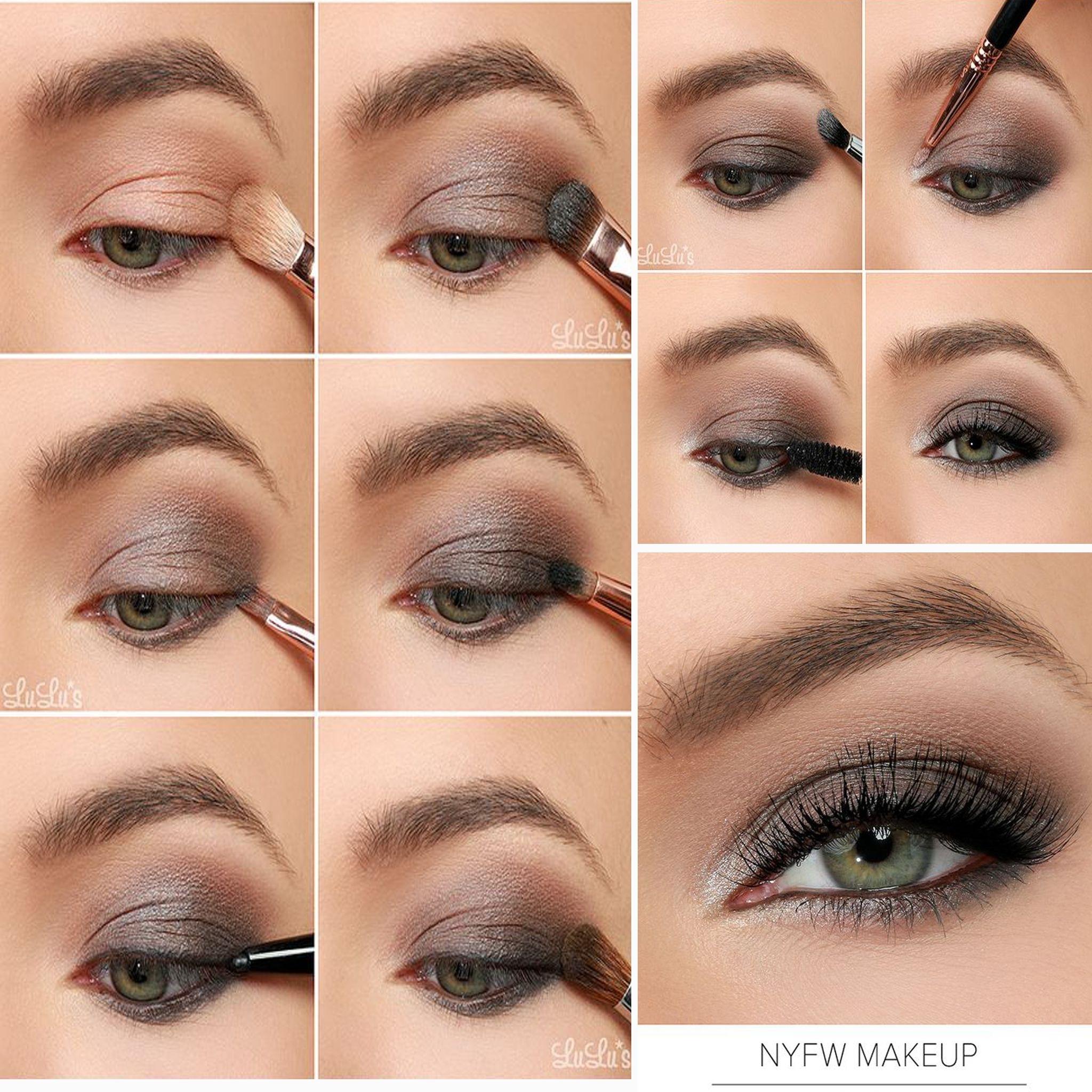 5 Step By Step Smokey Eye Makeup Tutorials For Beginners | Make Up throughout Smokey Eye Makeup Tutorial For Beginners