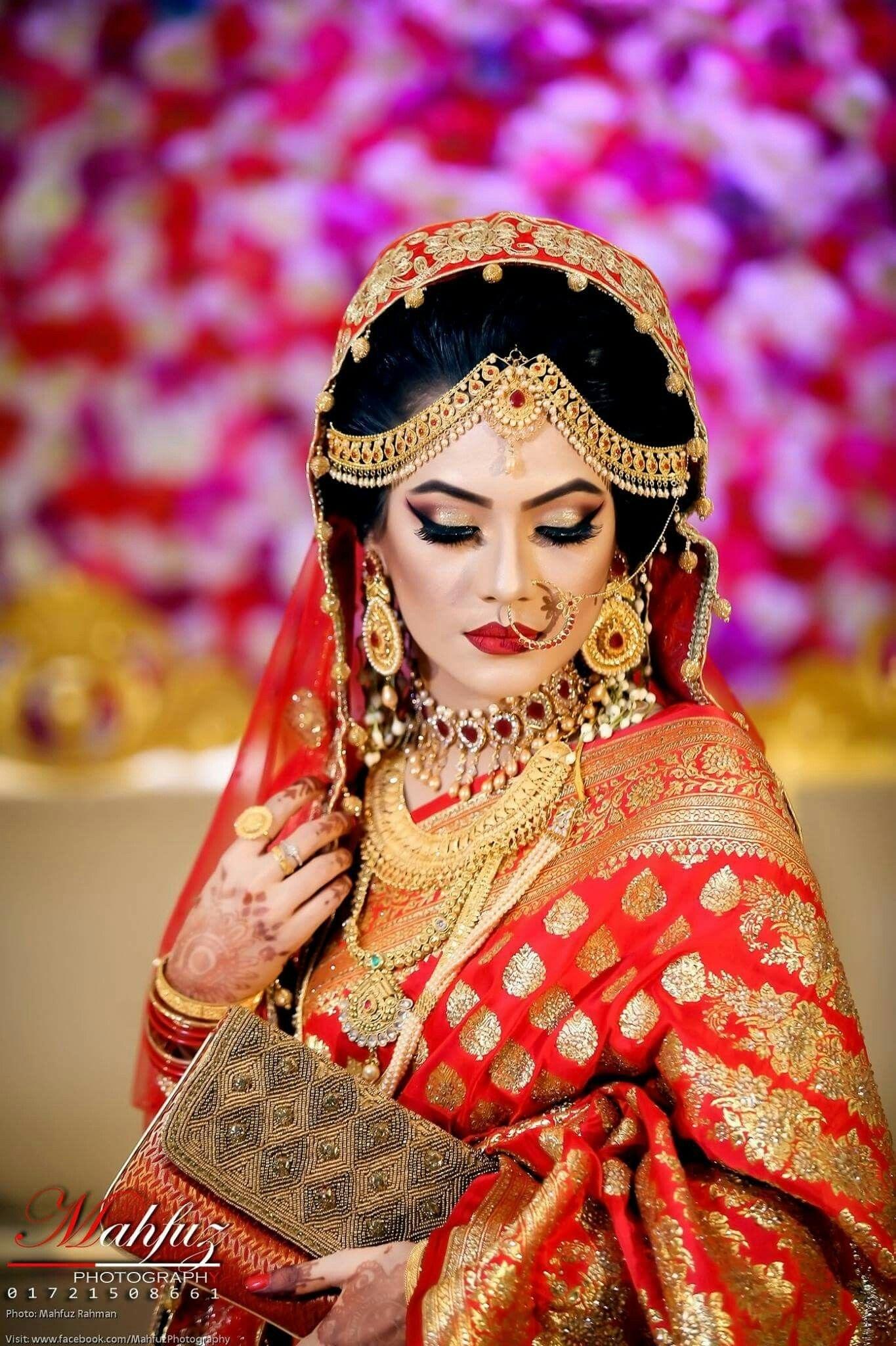 Bangladeshi Bride | Bengali/bangladeshi Bridals And Jewellery In regarding Bridal Makeup Photos Bangladesh