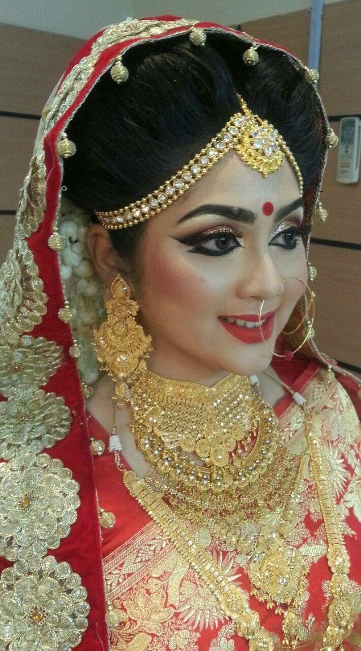 Bangladeshi Bride | Ethnic Looks | Pinterest | Indian Bridal, Bride regarding Bridal Makeup Photos Bangladesh