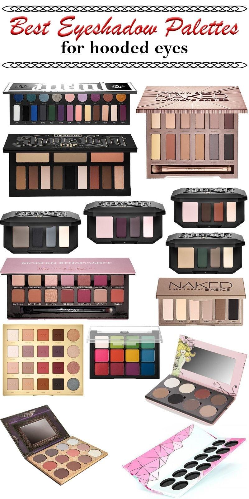 Best Eyeshadow Palettes For Hooded Eyes | Phyrra - Cruelty Free for Best Eyeshadow Palettes For Hazel Green Eyes