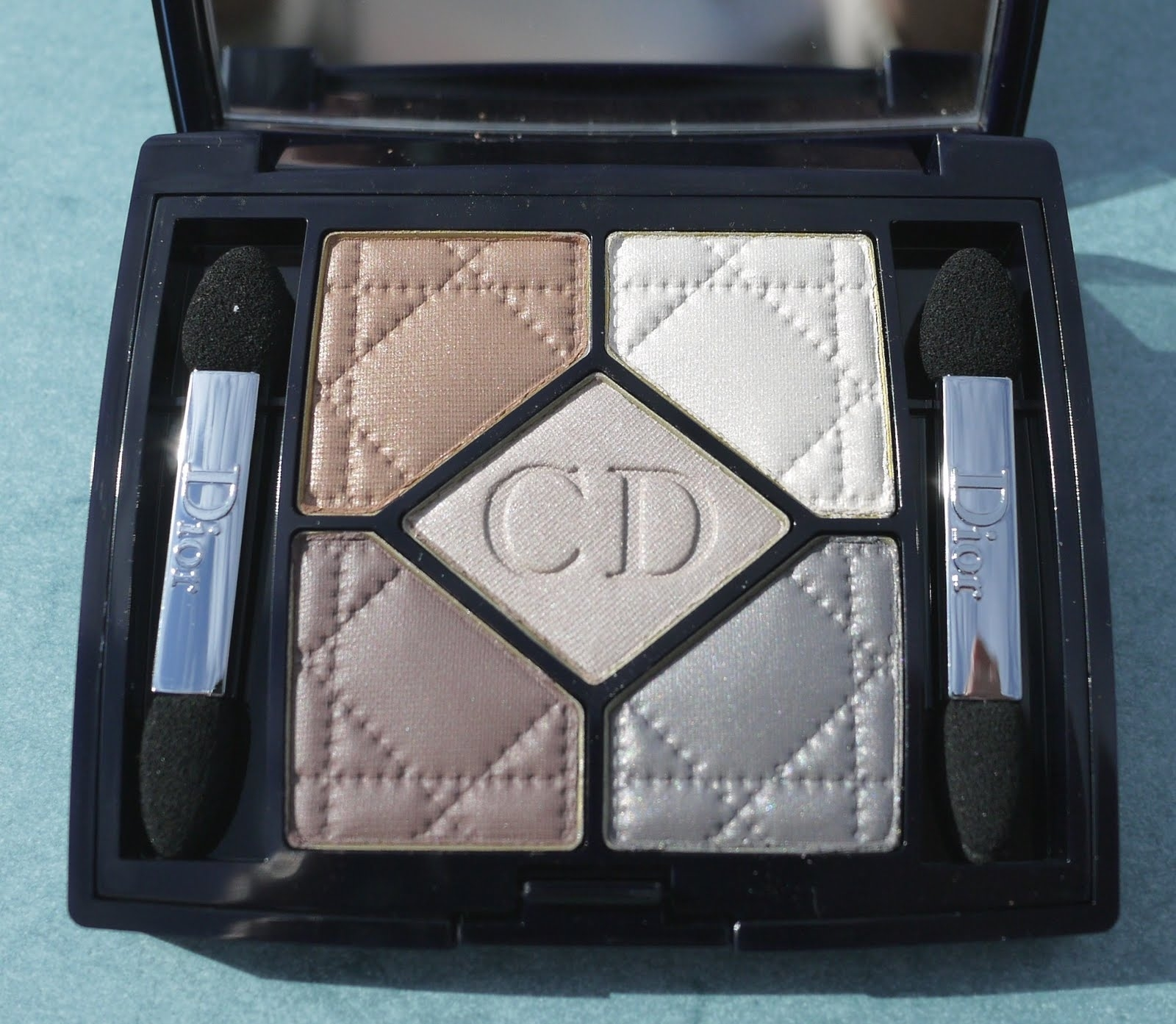 Best Things In Beauty: Dior 5-Colour Couture Color Eyeshadow Palette regarding Best Dior Eyeshadow Palette For Green Eyes