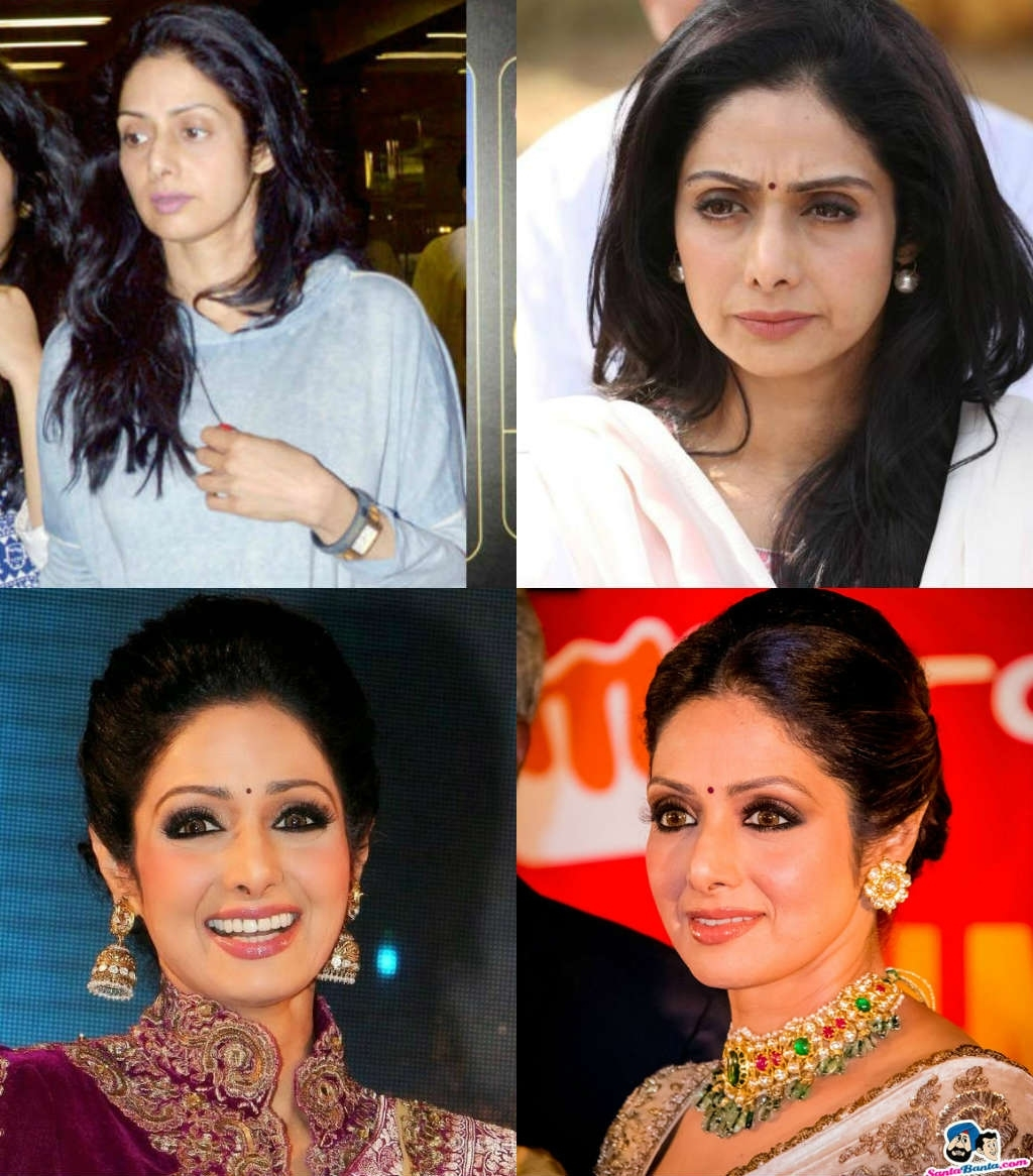 Bollywood Actresses Without Makeup - Indian Beauty Tips with Indian Bollywood Actress Without Makeup