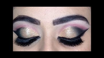Bridal Eye Makeup Tutorial - Youtube with regard to Eye Makeup Pictures For Wedding