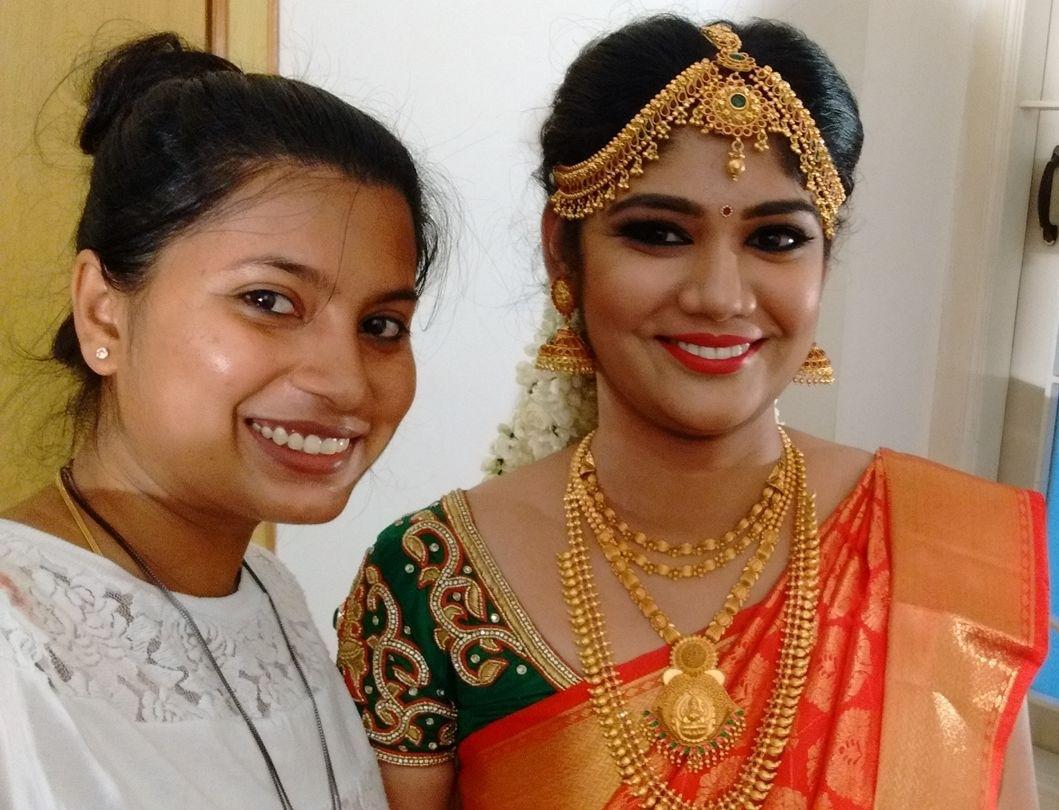 tamilnadu bridal makeup tips   saubhaya makeup