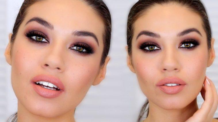 Brown Smokey Eye | Easy Smokey Eye For Beginners | Eman - Youtube intended for Easy Smokey Eye Makeup Tutorial For Beginners