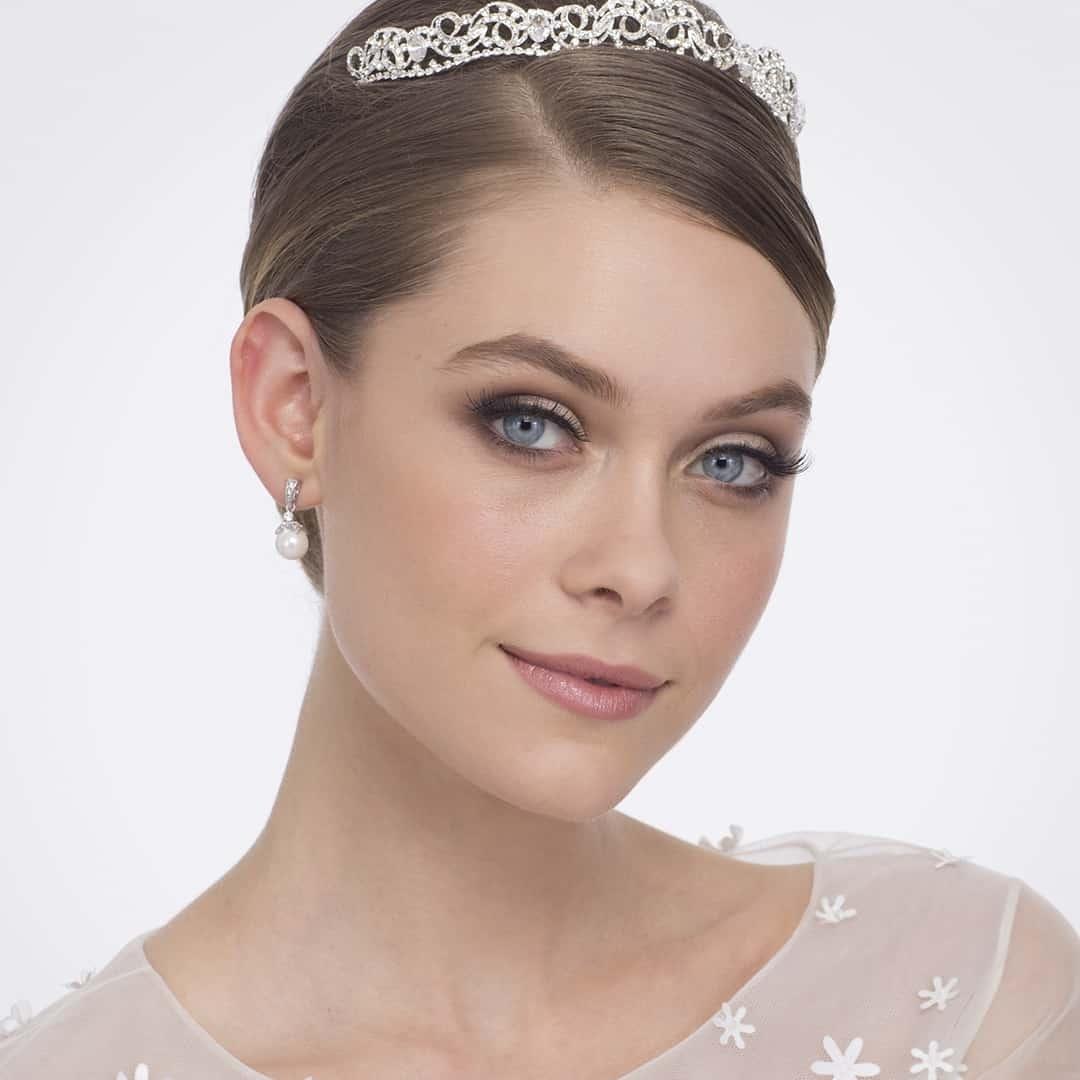 Classic Bridal Makeup Tutorial | Jane Iredale Mineral Makeup Blog regarding Wedding Makeup Pics