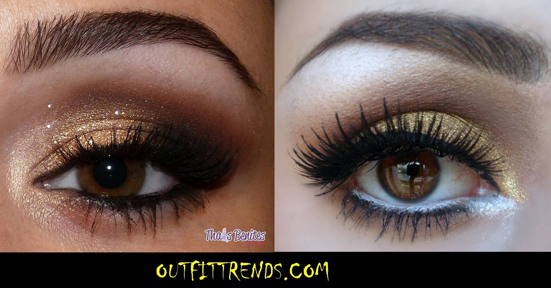 Cool And Stylish Eye Makeup Ideas For Brown Eyes for Cute Makeup Ideas For Brown Eyes Tumblr