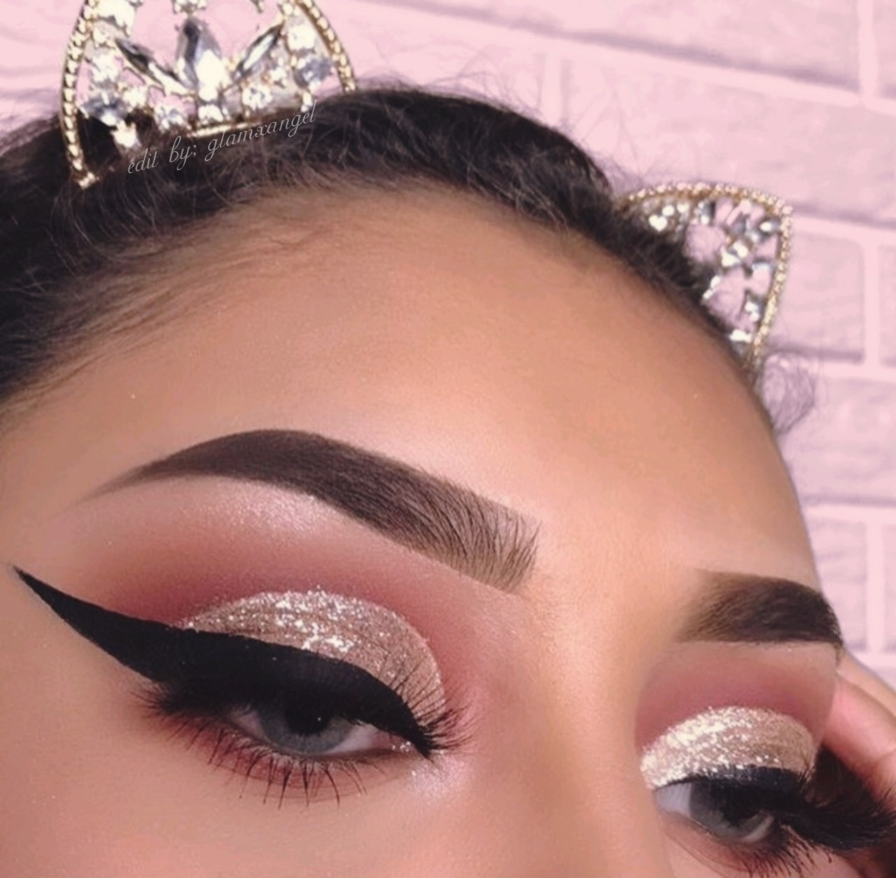 Eye Lash Goals   Tumblr intended for Cute Makeup Ideas For Brown Eyes Tumblr