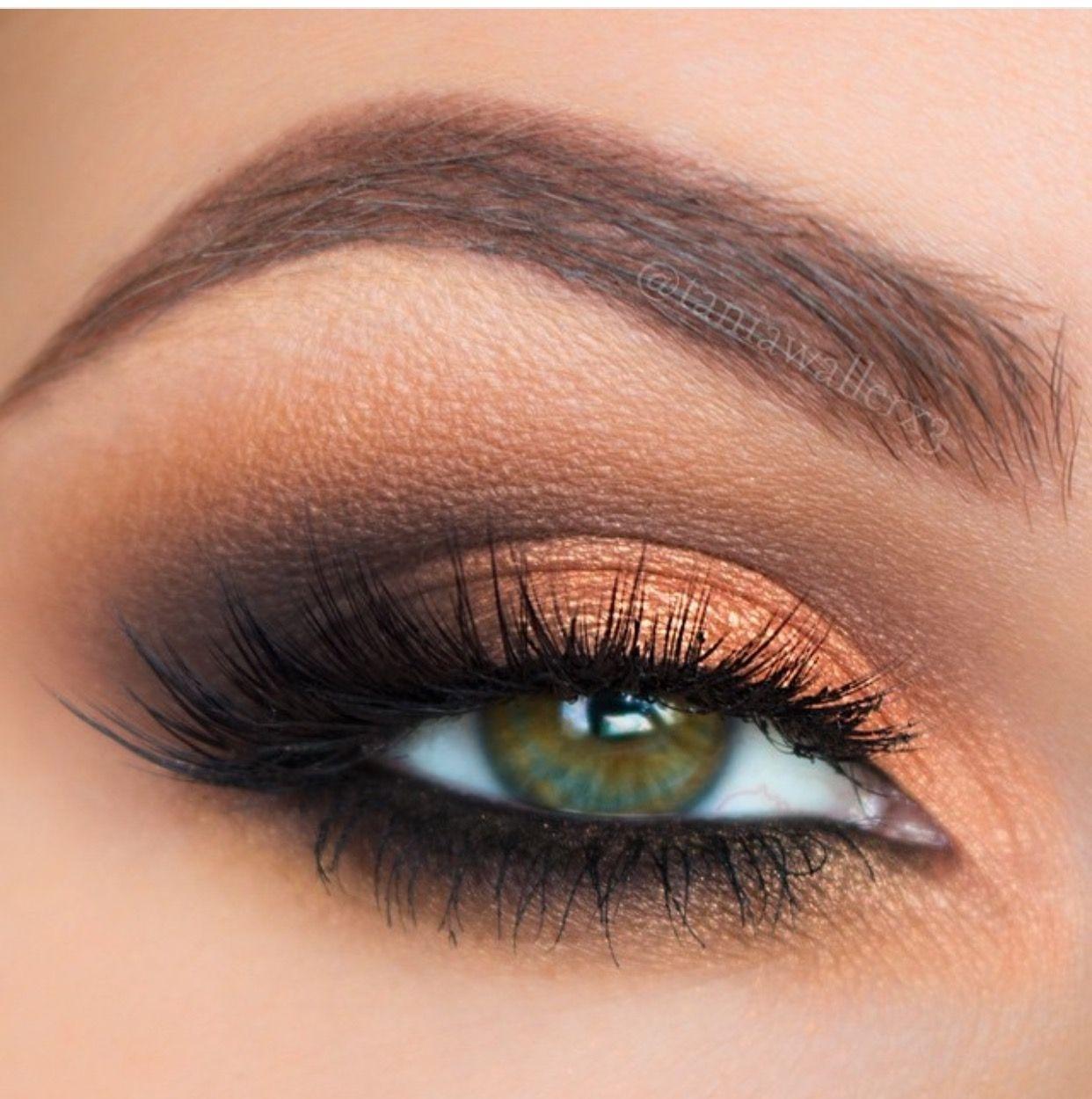 how to do eye makeup for hazel green eyes | saubhaya makeup