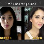 Filipina Celebrities Before And After Makeup Transformation - Youtube in Pinay Celebrities Before And After Makeup