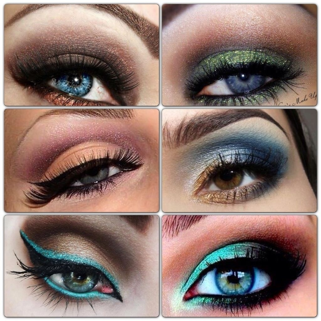 Fresh Eyeshadow Obsessions For Blue/green/grey Eyes | Makeup with Makeup Tips For