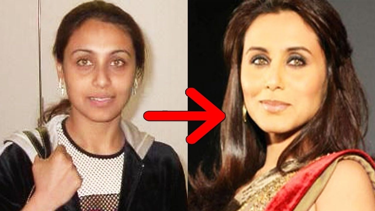 Funny & Shocking Pictures Of Bollywood Celebrities Without Makeup for Bollywood Actors Without Makeup Before And After