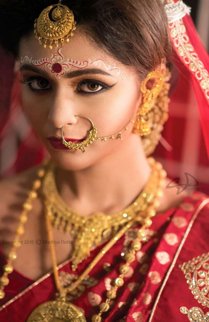 Get The Best Bridal Hair Makeup Done In Hsr Layout Bangalore regarding Indian Best Bridal Makeup Photos
