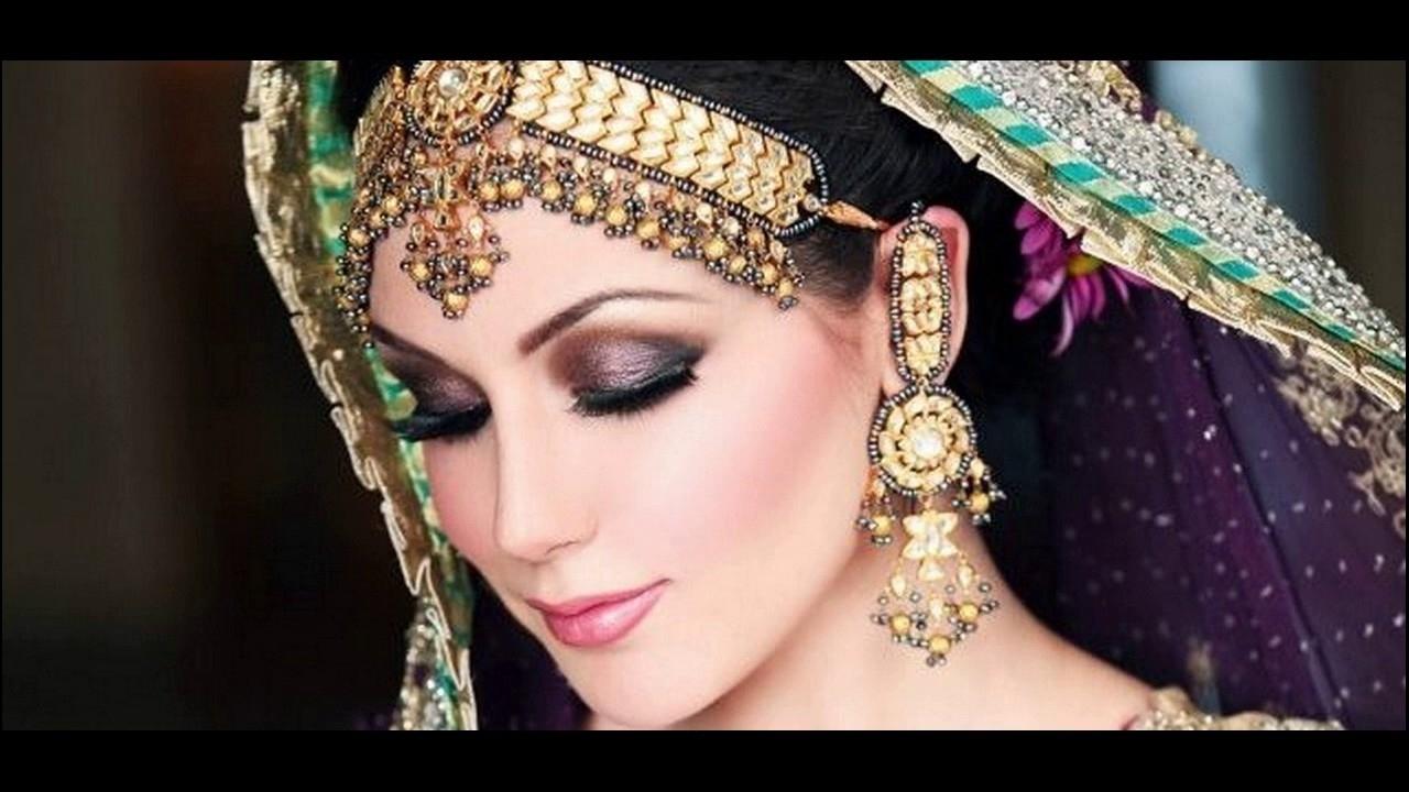 Hd Bridal Makeup By Nahush Gives Best Bridal Makeup With Reasonable with Bridal Makeup Hd Images