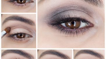 How To: Brown Smokey Eye - Simply Sona pertaining to Step By Step Smokey Eye Makeup With Pictures