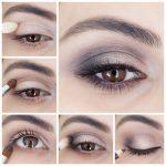 How To: Brown Smokey Eye - Simply Sona within Easy Smokey Eye Makeup