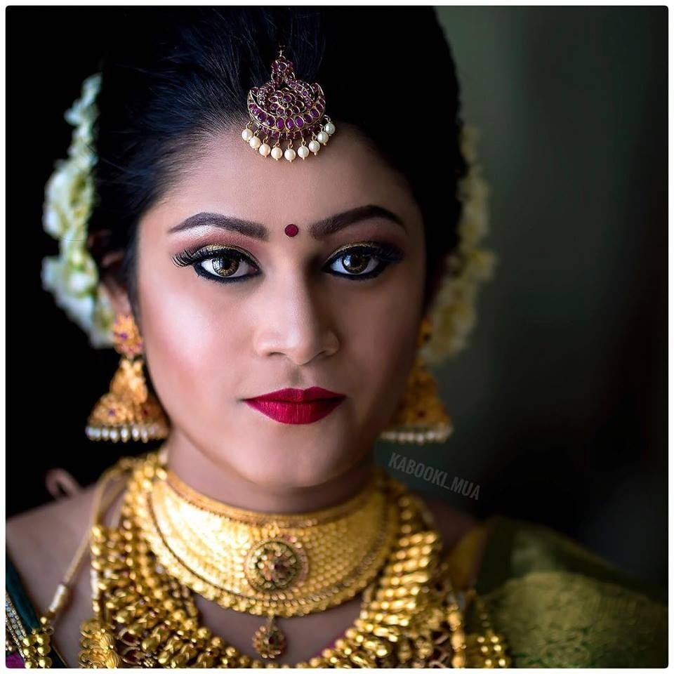 indian bridal makeup gallery images - wavy haircut