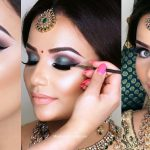 Indian Bridal Wedding Makeup Step By Step Tutorial With Pictures with Indian Makeup Step By Step Pictures