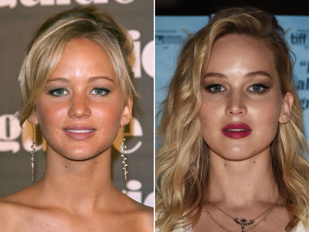 celebrity before and after makeup games – wavy haircut