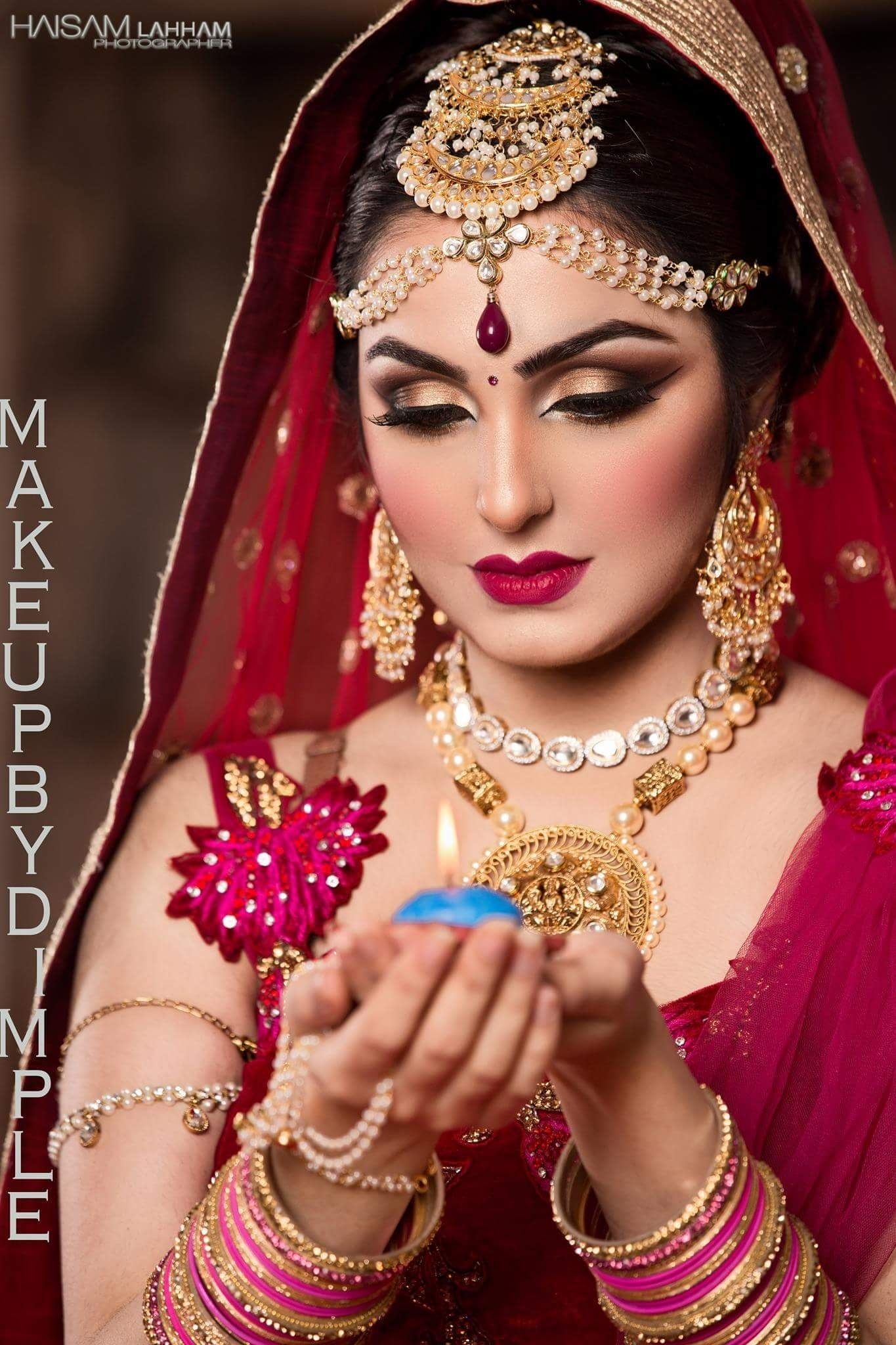 Makeup By Dimple | Modern Bridal Makeup | Makeup, Indian Bridal regarding Indian Bridal Makeup Photo Shoot