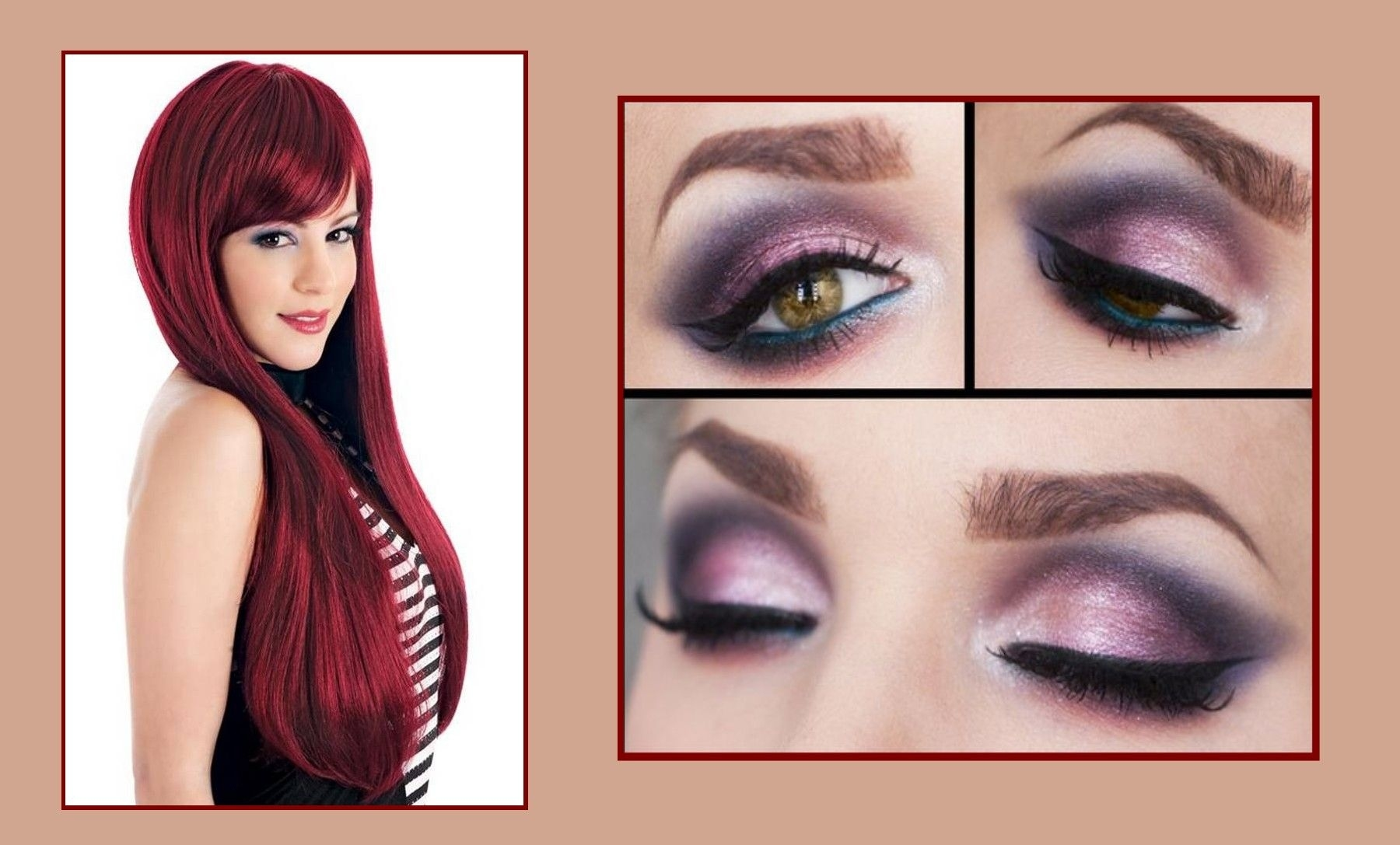 Makeup For Hazel Green Eyes   Makeup For Green Eyes And Red Hair inside Best Makeup For Hazel Eyes And Red Hair