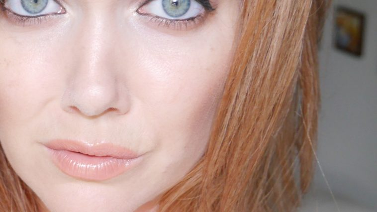 Makeup For Strawberry Blondes: The Fancy Pants Edition throughout Eyeshadow For Blue Eyes And Strawberry Blonde Hair