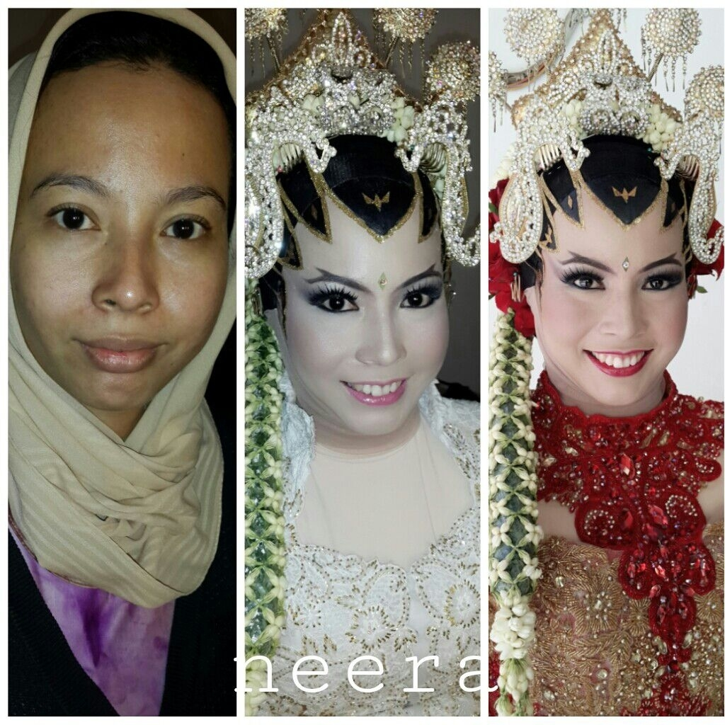 Neera Muslimah Make Up | Wedding Hair & Makeup In Jakarta within Neera Muslimah Wedding Makeup & Gallery