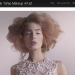Online Makeup Artist Portfolio Examples - Foliohd throughout Make Up Your Pictures Online