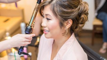 Photo By Kaypea Photography | Spring Wedding Hair & Makeup | Our with Wedding Hair And Makeup Gallery
