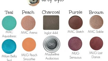 Pin By Ashley Marie On Makeup | Beauty Guide, Eye Color, Eye Makeup with regard to Eyeshadow Colors For Blue Gray Eyes