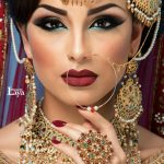 Pin By Label Shrena Hirawat On Beauty, Hair, Makeup | Indian Bridal throughout Bridal Makeup Images Indian