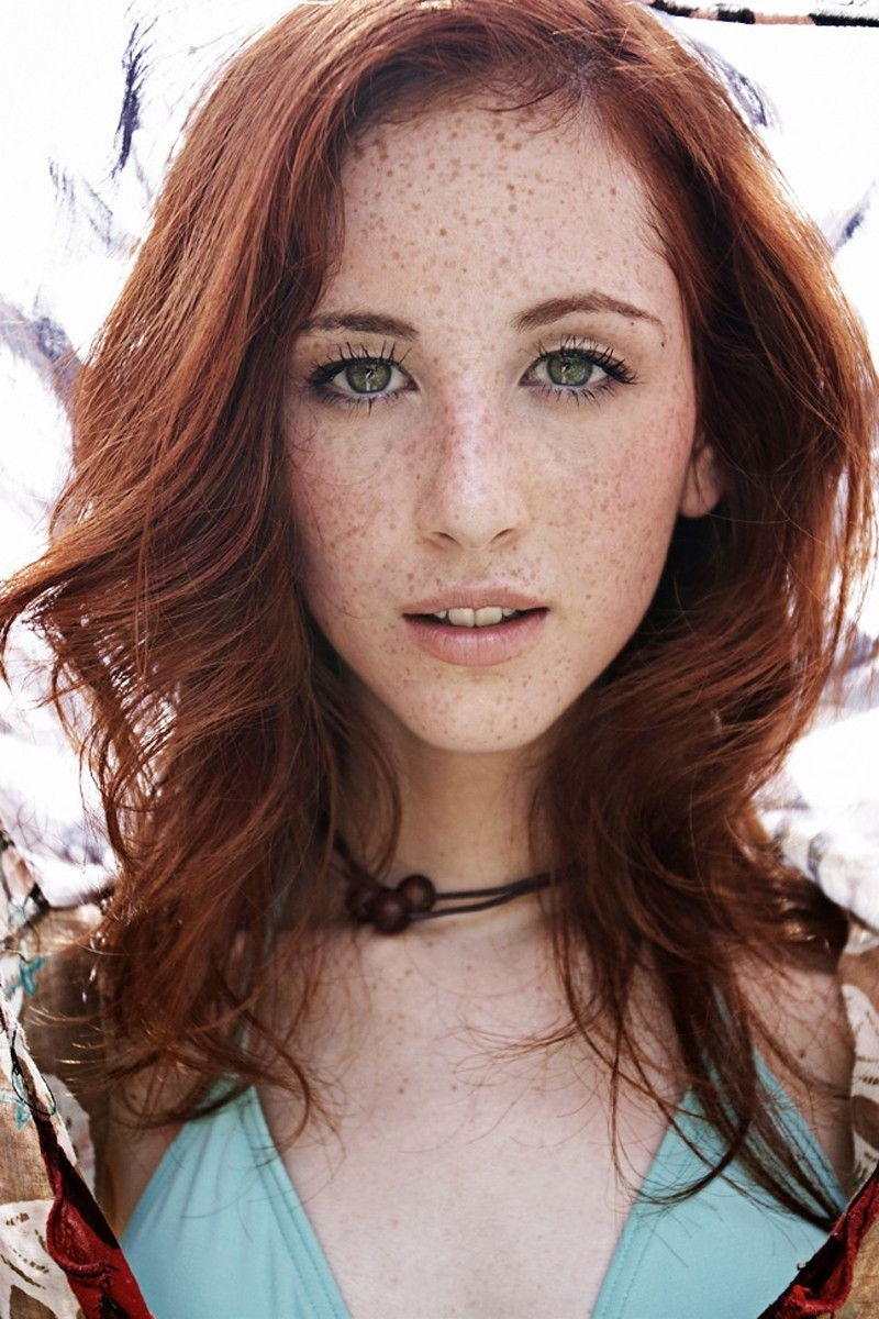 Red Hair, Green Eyes, And Freckles | Eye Candy | Pinterest intended for Makeup For Redheads With Green Eyes And Freckles