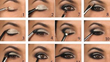 Smokey Eye Tutorial | Eye Makeup | Eye Makeup, Smokey Eye Makeup, Makeup throughout Smokey Eye Makeup Easy Steps