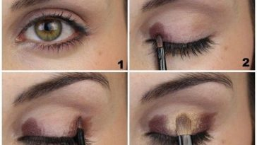 Soft Look For Hazel Eyes   Makeup Mania   Make- Up   Makeup, Eye with How To Do Natural Looking Makeup For Hazel Eyes