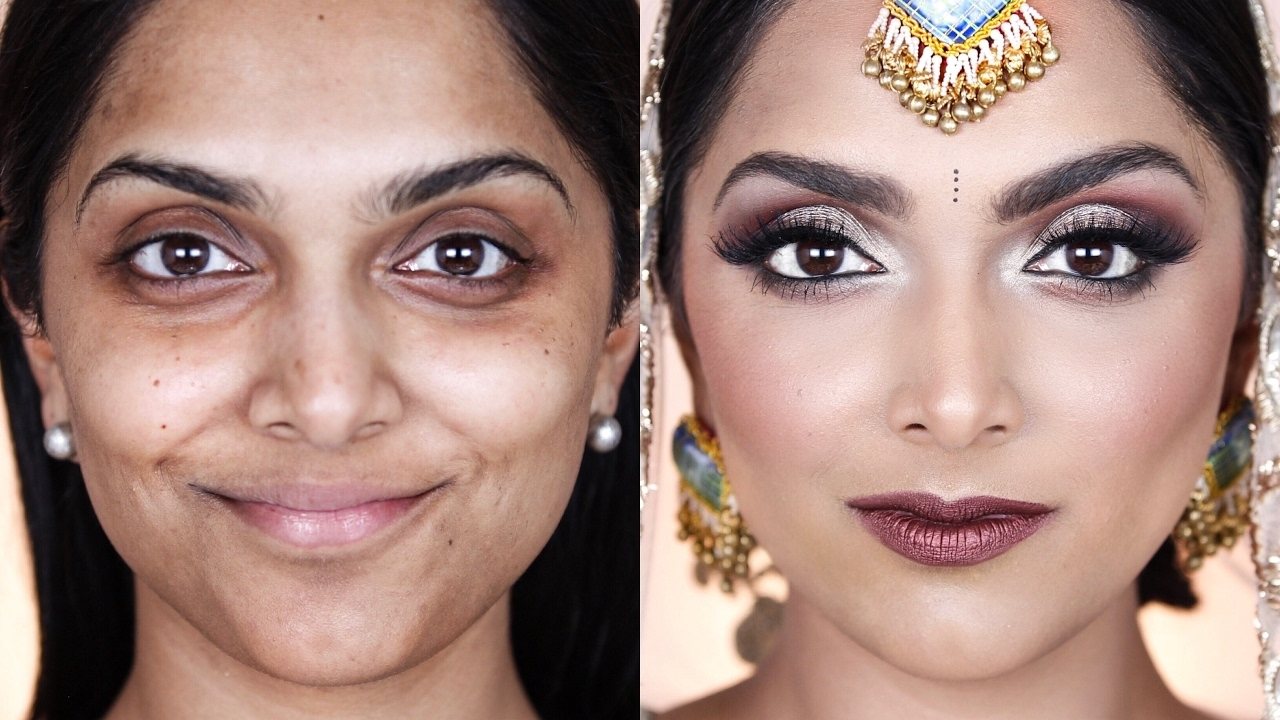 Step By Step Indian Makeup Tutorial | Sona Gasparian - Youtube with regard to Indian Makeup Step By Step Pictures