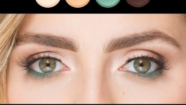 The Best Eyeshadow Palette For Your Eye Color | Eye Makeup pertaining to Best Color Eyeshadow For Hazel Green Eyes