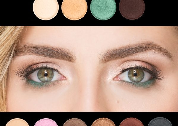 The Best Eyeshadow Palette For Your Eye Color | Eye Makeup within Best Eyeshadow Palettes For Green Eyes